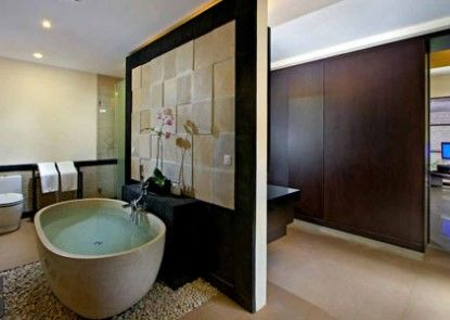Bali Rich Villas Ubud & Spa Kamar Mandi
