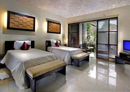 Bali Rich Villas Ubud & Spa Kamar Tamu