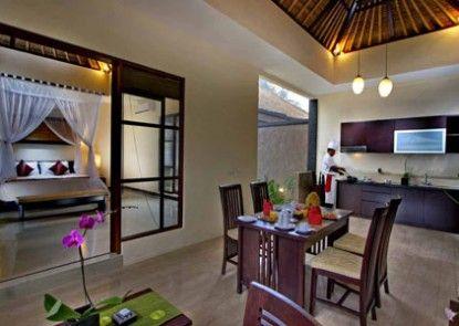 Bali Rich Villas Ubud & Spa Ruang Tamu