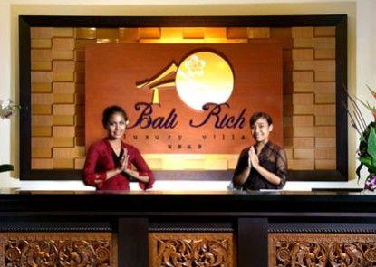 Bali Rich Villas Ubud & Spa Lobby