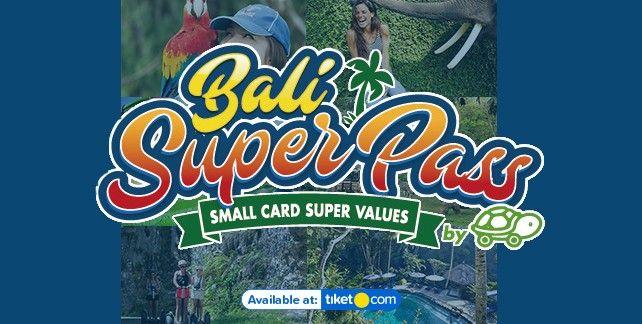 BALI SUPER PASS ACTIVITY