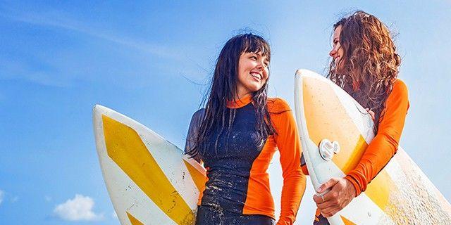 Bali Surfing School - Serangan