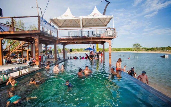 harga tiket Bali Wake Park E-Voucher