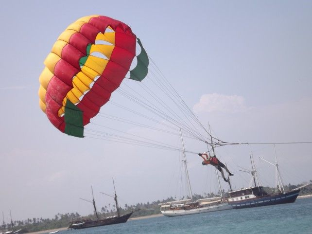 Bali Watersport - Serangan Island