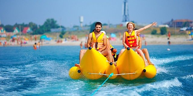 Bali Watersport - Serangan Island