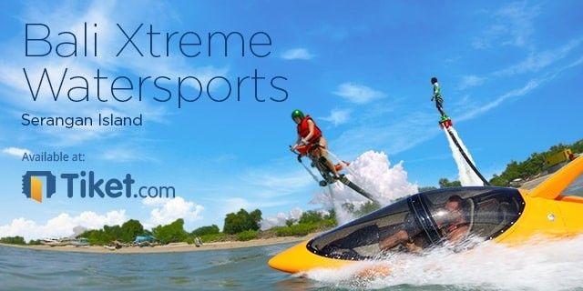 Bali Premium Xtreme Watersport