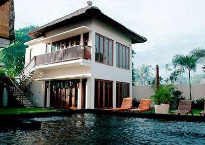 Bali Baliku Beach Front Luxury Private Pool Villas Vila