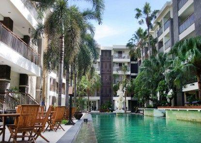 Bali Kuta Resorts Kolam Renang