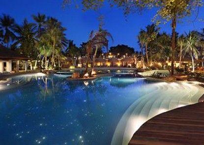 Bali Mandira Beach Resort and Spa Teras