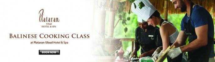 harga tiket Balinese Cooking Class at Plataran Ubud