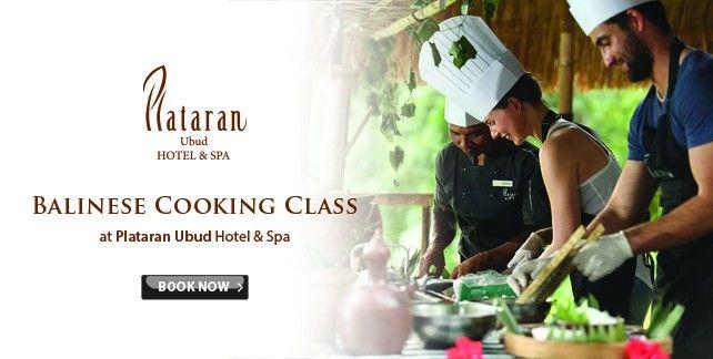 Balinese Cooking Class at Plataran Ubud
