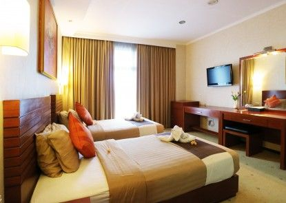 Bali Paradise City Hotel Kamar Tamu