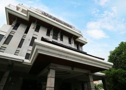 Bali Paradise City Hotel Eksterior
