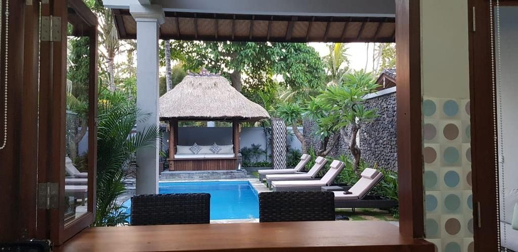 Bali Santi Bungalows,Aquaterrace