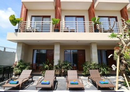 Bali Shanti Guest House Eksterior