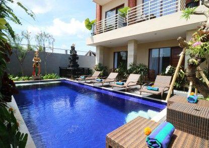 Bali Shanti Guest House Kolam Renang