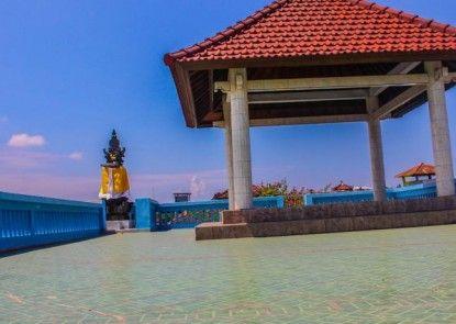 Balita Beach Inn Kuta Teras