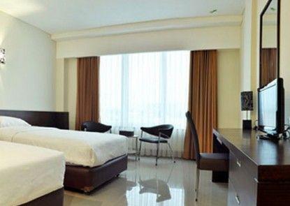 Bamboo Inn Hotel & Cafe Kamar Tamu