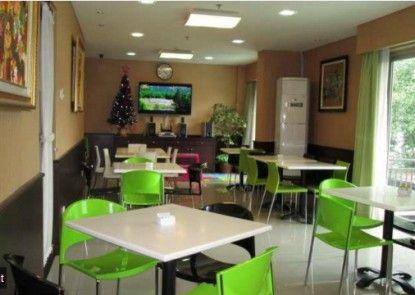 Bamboo Inn Hotel & Cafe Rumah Makan