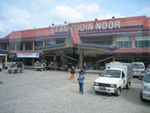 Bandar Udara Syamsuddin Noor
