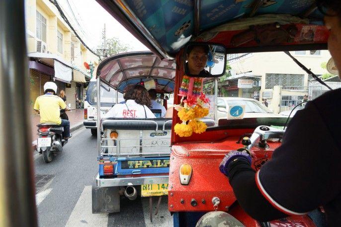 harga tiket Bangkok Chinatown Food Discovery