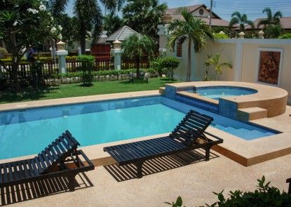 Ban Kitty Pool Villa Cha Am