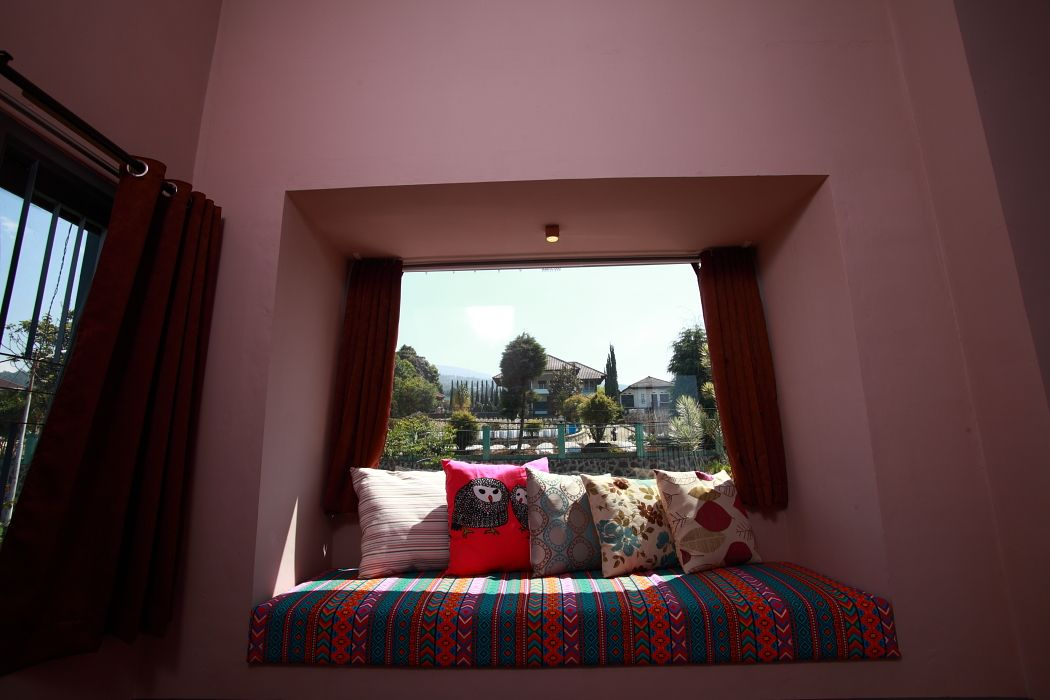 Barn Villa Lembang, Bandung