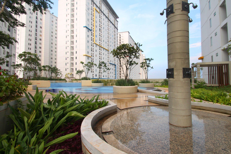 Bassura City Apartment by Mediapura,Jakarta Timur