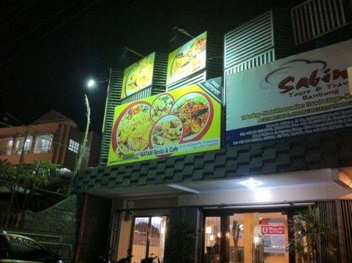 Resto & Café Batam