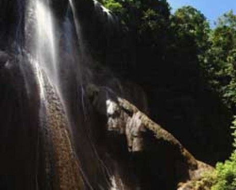 Air Terjun Batanta