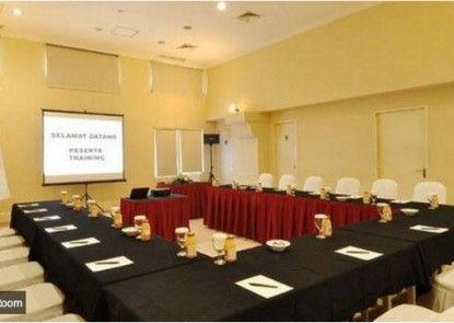 Batavia Apartments Service Residence Ruangan Meeting