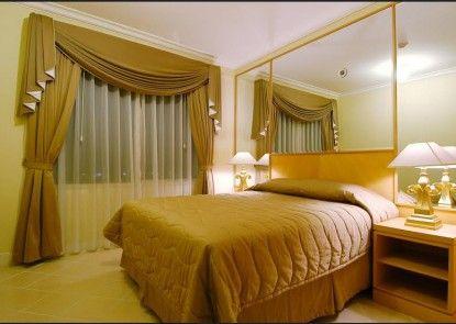 Batavia Apartments Service Residence Kamar Tamu