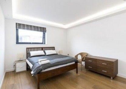 Bateman\'s Row Apartment