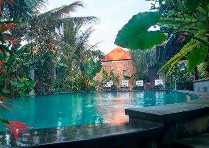 Bayad Ubud Bali Villa Kolam Renang
