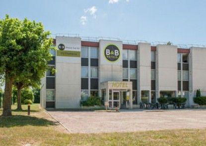 B&B Hotel BEAUNE Sud (1) Palais des Congrès