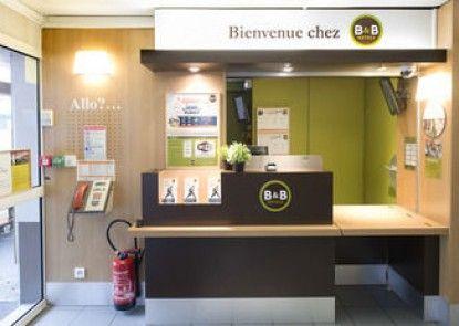 B&B Hôtel Clermont Ferrand Le Brezet Aéroport
