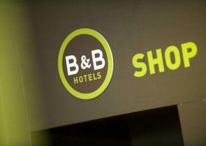 B&B Hôtel LYON St Bonnet Mi-Plaine