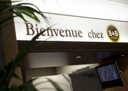 B&B Hôtel NANTES Parc Expos La Beaujoire