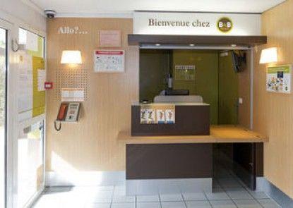 B&B Hôtel NANTES Parc Expos La Chapelle
