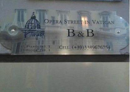 B&B Opera Street in Vatican