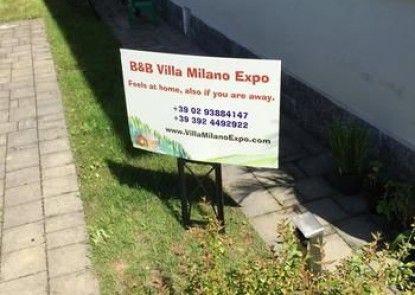 B&B Villa Milano Expo