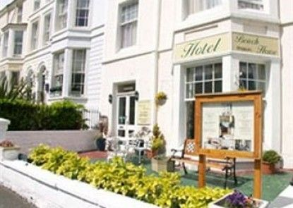 Beach House Hotel - Guest house Teras
