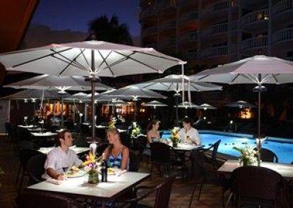 Beachcomber Resort & Villas Teras