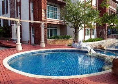 Beachfront Family Penthouse Hua Hin