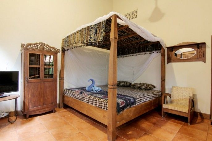 Bedhot Homestay, Bantul