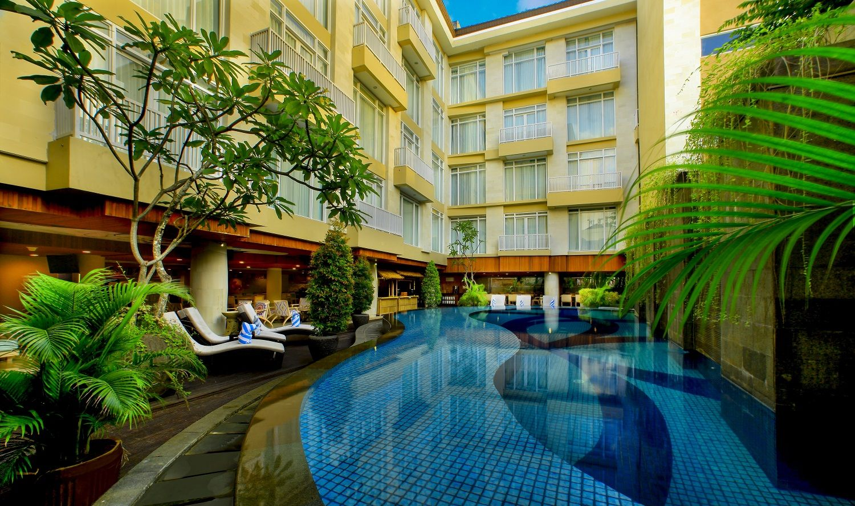 Hotels In Tuban Book Promo Hotel Badung Voucer Best Western Resort Kuta Bali Bedrock