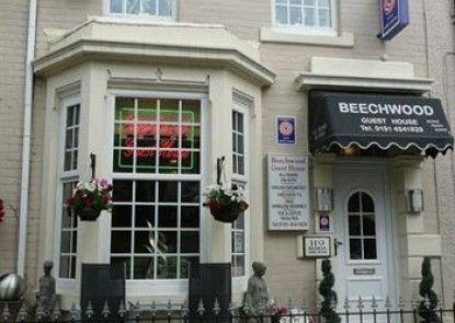 Beechwood Guest House Teras