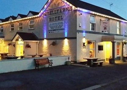 Begelly Arms Hotel