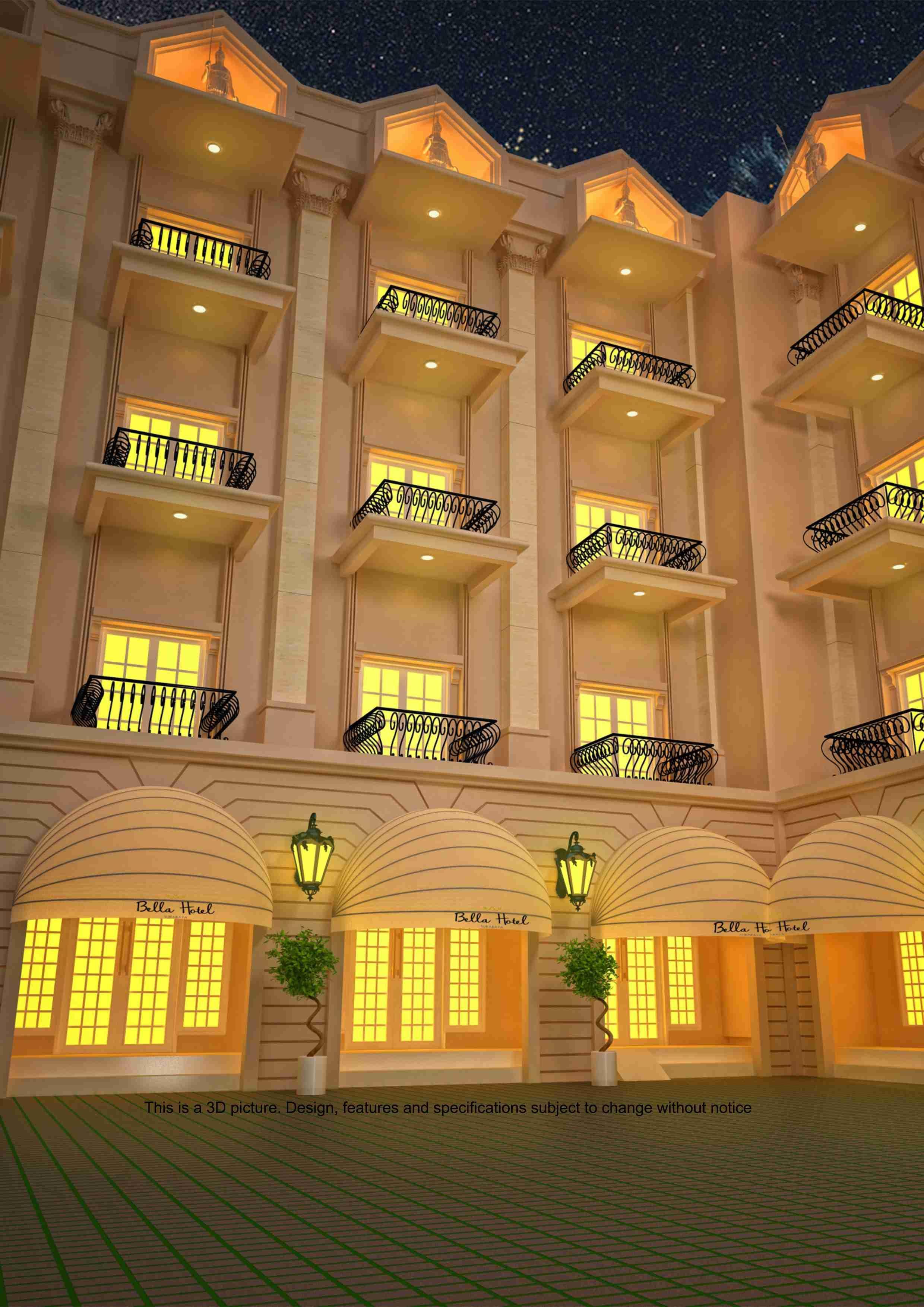 Bella Hotel Surabaya, Surabaya
