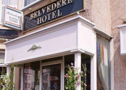 Belvedere Hotel Teras